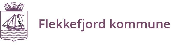 FLEKKEFJORD KOMMUNE logo