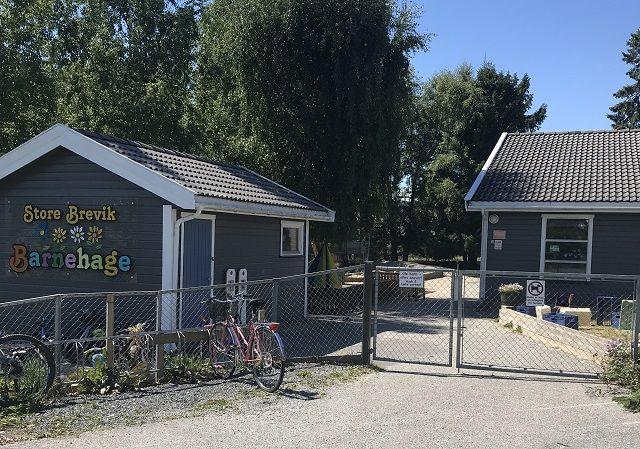 Store Brevik barnehage