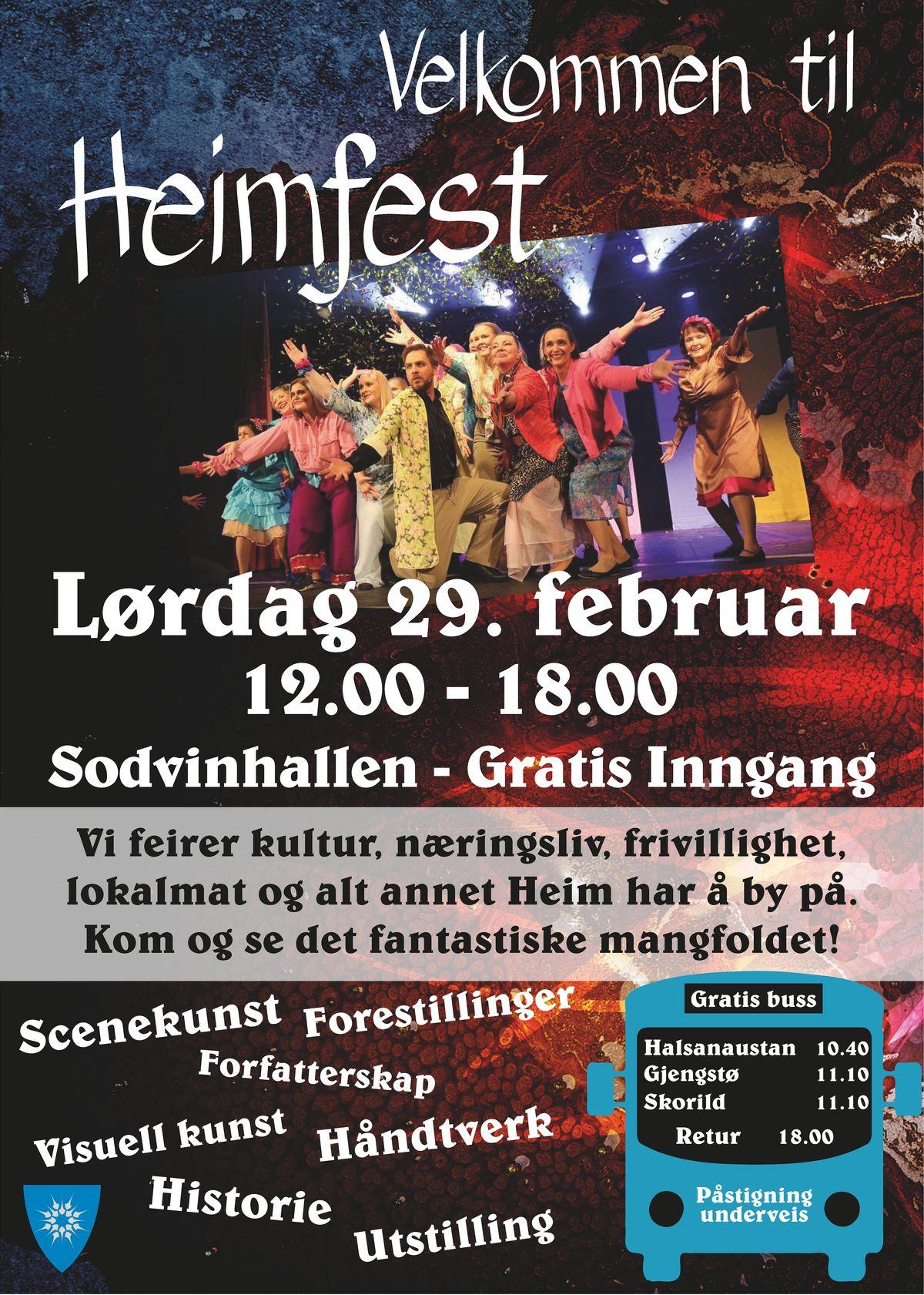 Heimfest!