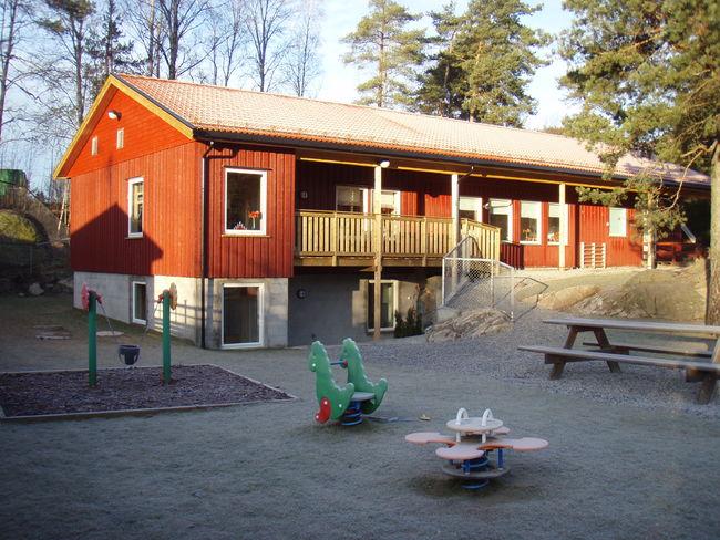 Vestby Naturbarnehage_Son hovedbygg