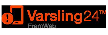 varsling 24 logo