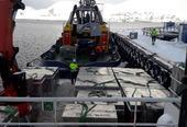Loading Deck Cargo LNG 2020
