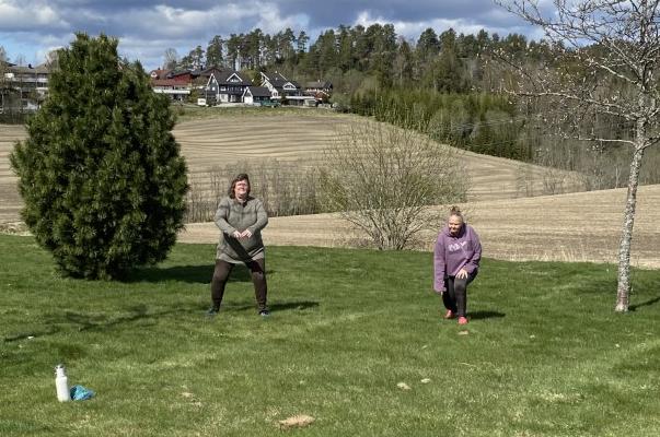 Frisklivssentralen illustrasjonsbilde - foto Enebakk kommune