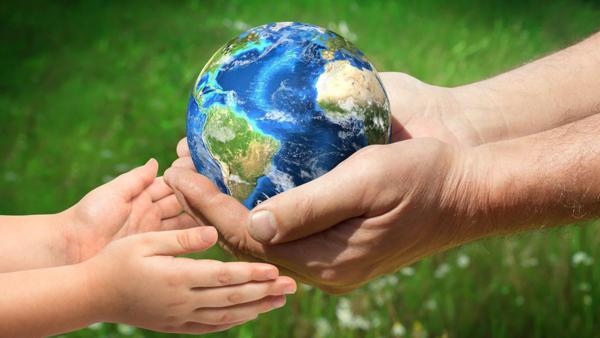 klima og miljø - jordkloden