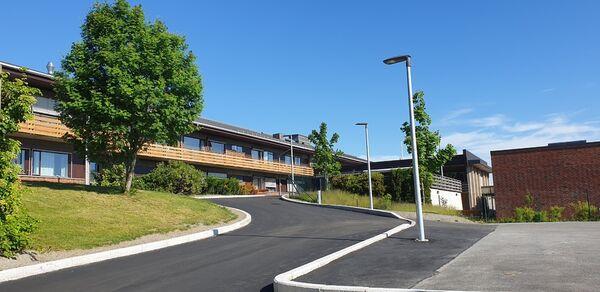 Vestby sykehjem Foto: Vestby kommune