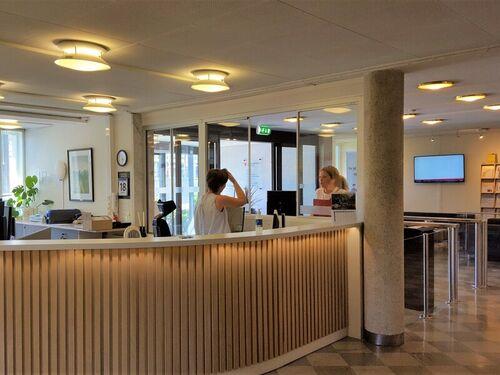 Vestby rådhus Servicekontoret
