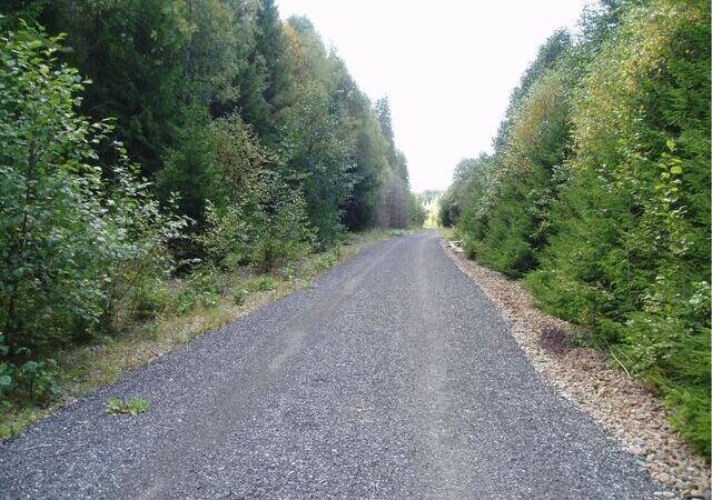 Bilde fra turveien mellom Kjenn og Sonsveien