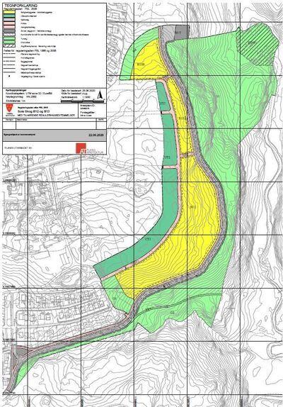 Reguleringsplan Sole skog B12 og B13_400x574