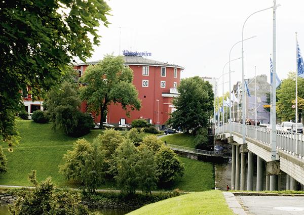 Studentersamfundet i Trondheim. Foto: Tom Gustavsen / trondelag.com.