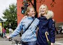 Studenter foran Studentersamfundet i Trondheim. Foto: Tom Gustavsen / trondelag.com.