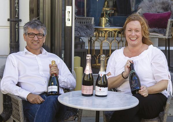 Paal og Siv har med Victor's åpnet en fantastisk hyggelig vinbar på Frogner.