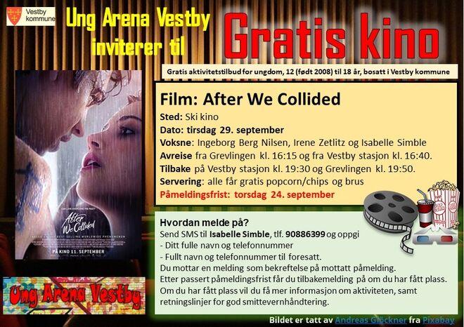 Invitasjon til kino 29