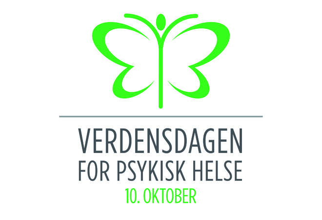 Verdensdagen for psykisk helse 10. oktober