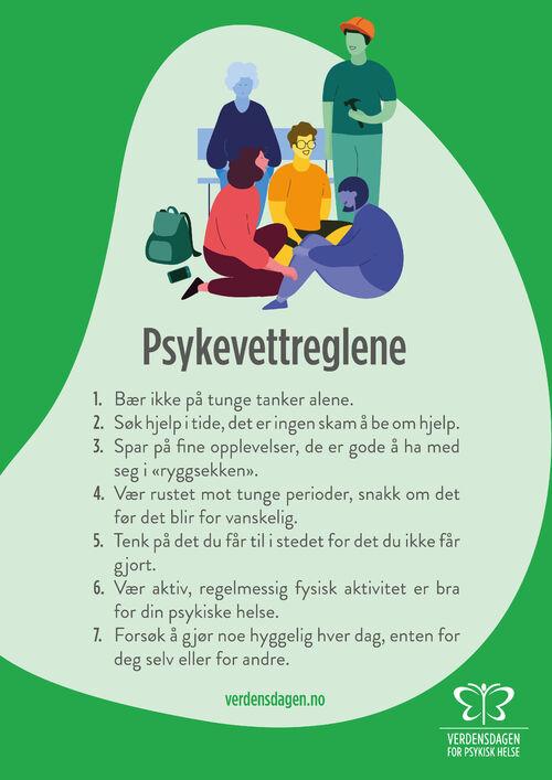 Psykevettreglene2019_bokmål
