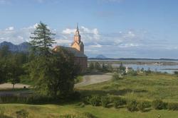 Gildeskål kirkested, forsidebilde