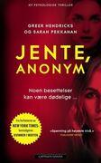 Jente, anonym_hendricks