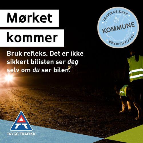 Mørket kommer - Trygg Trafikk