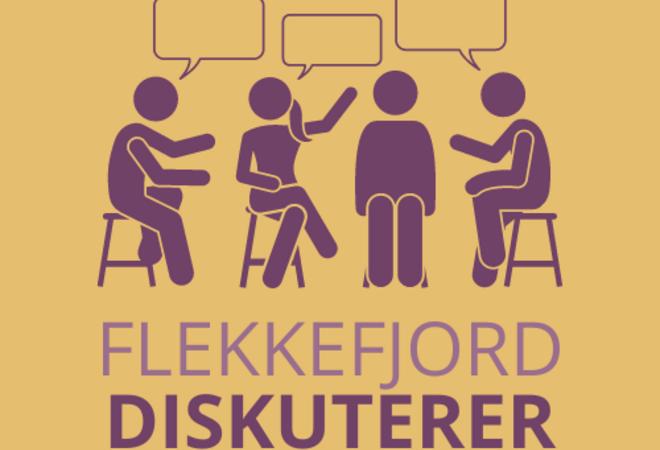 FLEKKEFJORD DISKUTERER