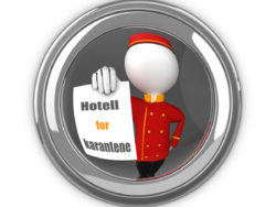 Hotell for karantene