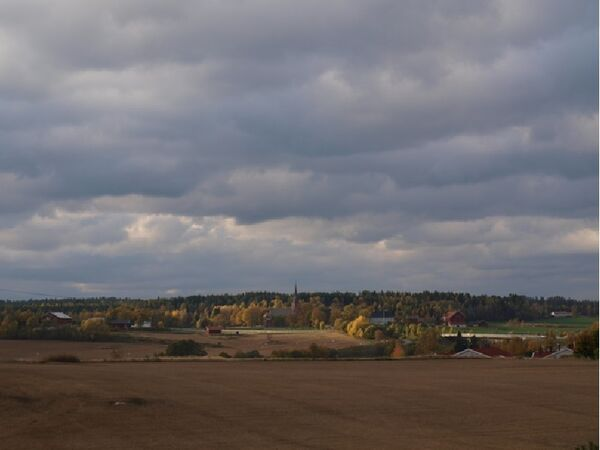 Vestby sentrum Foto: Vestby kommune