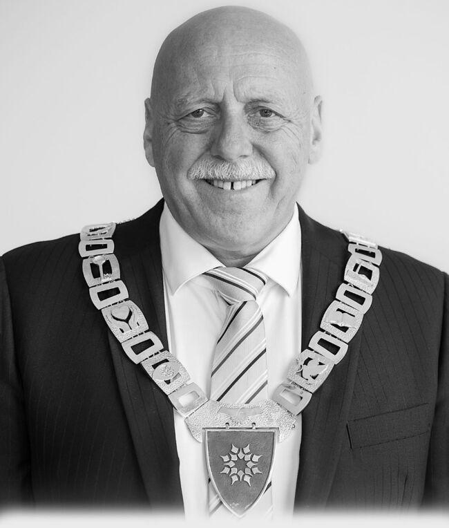Ordfører Odd Jarle Svanem endret størrelse