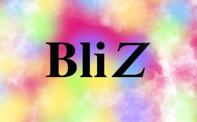 BliZ logo laget av Linnea Skaufel-Skuterud, 12 år, Vestby barneskole.