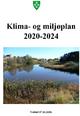 Forside Klima- og miljøplan 2020-2024