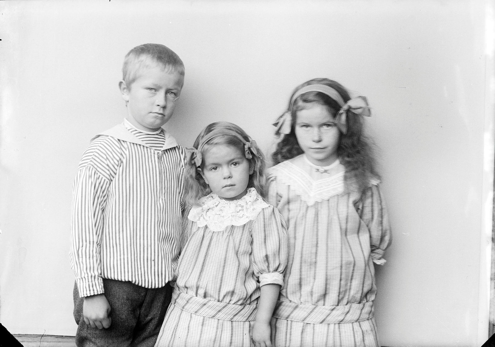 Born på Lyster Sanatorium, 1917