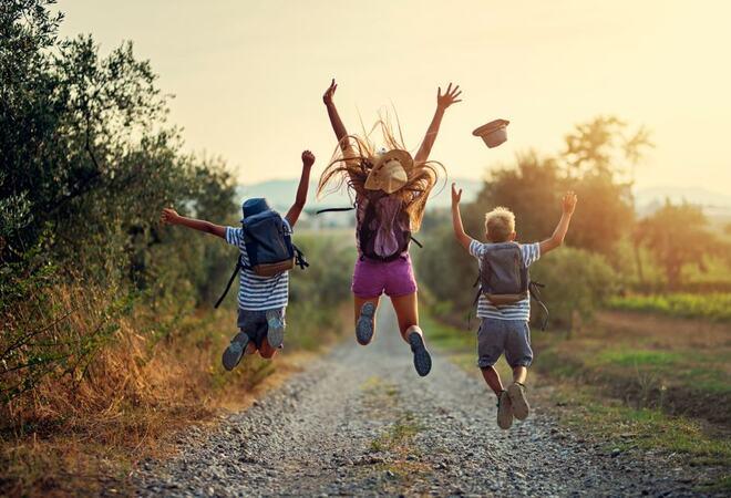 Søk støtte til sommeropplevelser for barn og unge. Foto: Gjensidigestiftelsen