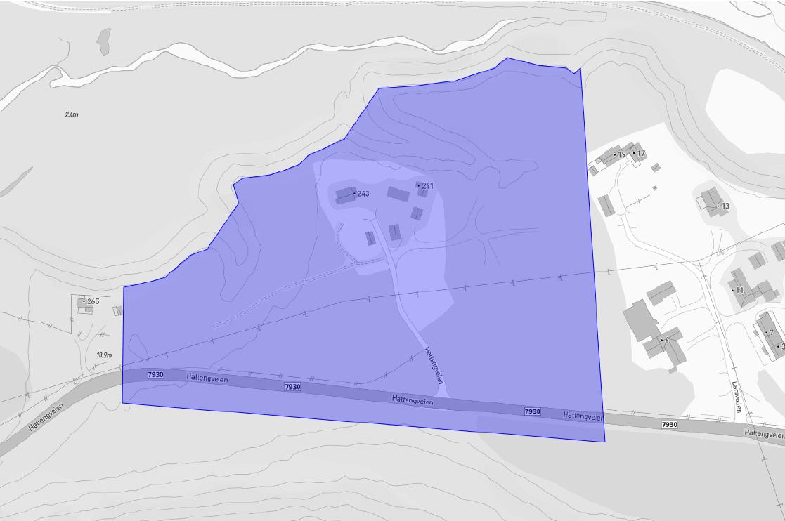 Planområde Larsvollen (B18).png