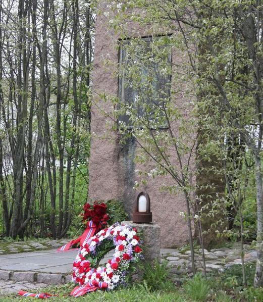 I anledning den nasjonale frigjørings- og veterandagen streames minnemarkeringen for publikum. Foto: Vestby kommune
