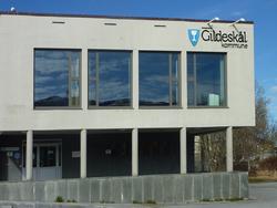 Bilde av kommunehuset