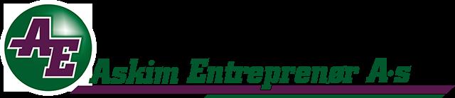 Logo - Askim Entreprenør AS