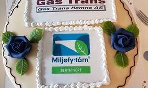 Kake miljøsertifisering