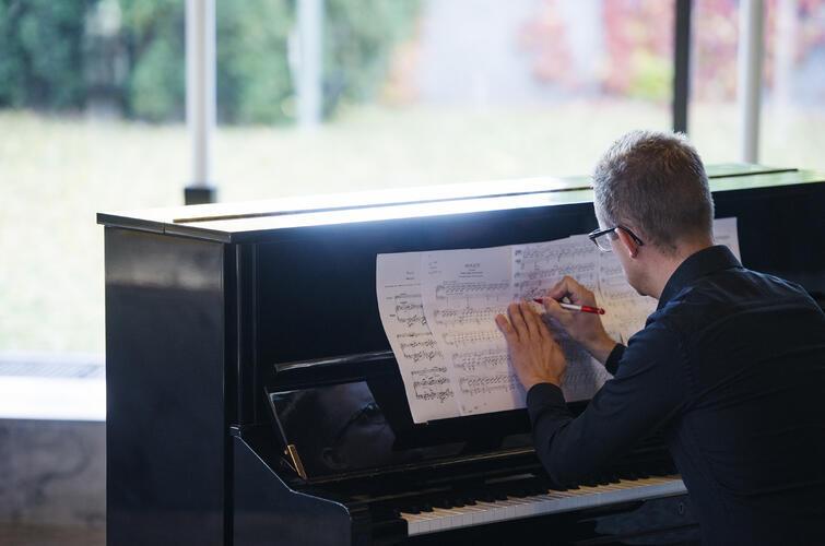 Piano Haslum - foto Anders Bergersen