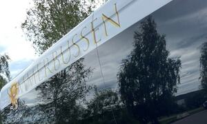 Sommerbussen klar for oppstart 2. juli  Foto: Schaus