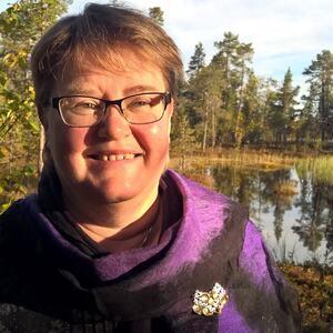 Kaija Anttonen Foto Eeva Mäkinen