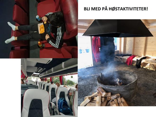 Velkommen til høstaktiviteter! Foto: Vestby kommune
