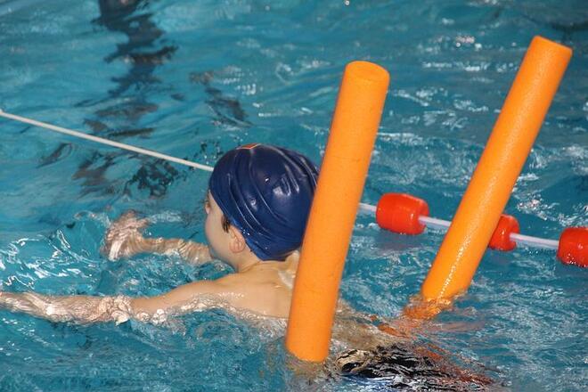 Svømmeopplæring