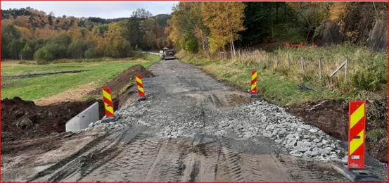 Oppgradering av Skårillveien