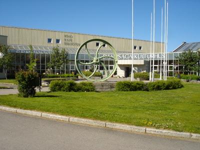 Foto Dampsaga kulturhus