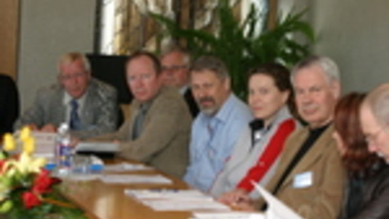 First meeting in the Steering Committe_150x100
